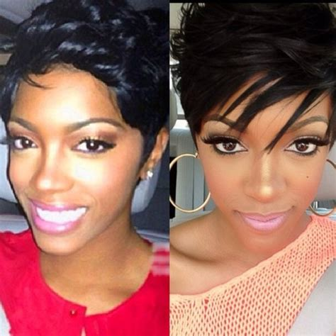 porsha stewart hair line review porsha williams shows real hair hair extension her hair