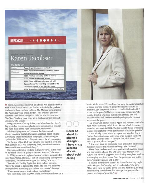 the australian business section brw business review weekly magazine australia october