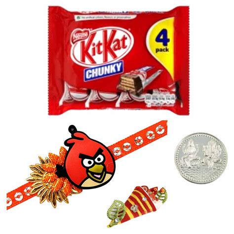 Kitkat 4 Finger Chocolate From Uk send gifts to india send chocolates to india rakhi