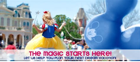travel with the magic travel disney vacations