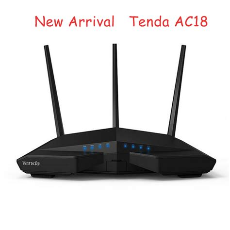 Wifi Router Usb tenda ac18 wifi router with usb 3 0 ac1900 smart dual band gigabit wi fi repeater 802 11ac