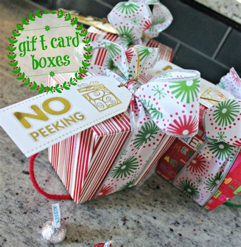 Cute Ways To Give Gift Cards - my sugarplum cute gift card packaging