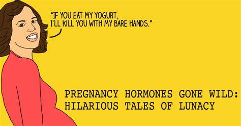 Pregnancy Hormones Meme - pregnancy hormones gone wild hilarious tales of lunacy