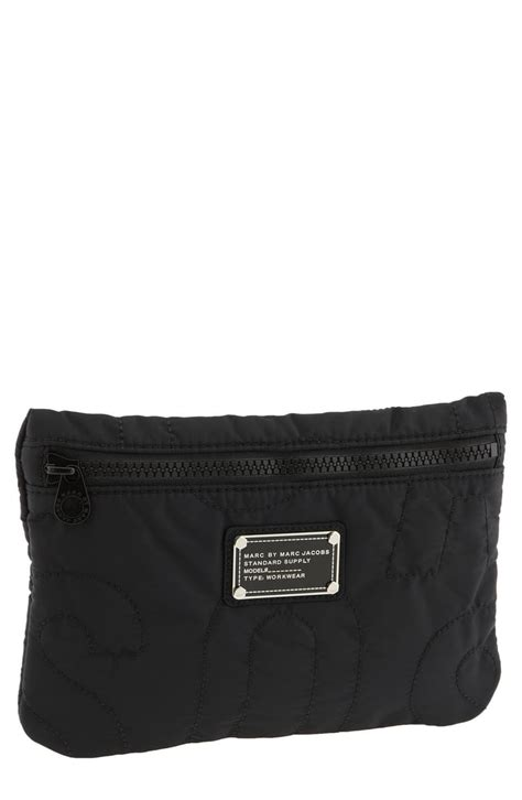 marc  marc jacobs quilted nylon cosmetics pouch nordstrom