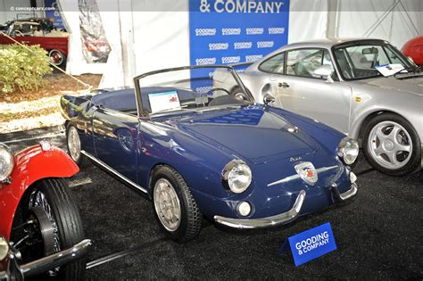 1959 abarth 750 pictures history value research news