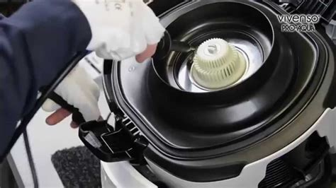 Vacuum Cleaner Vivenso pro aqua vivenso