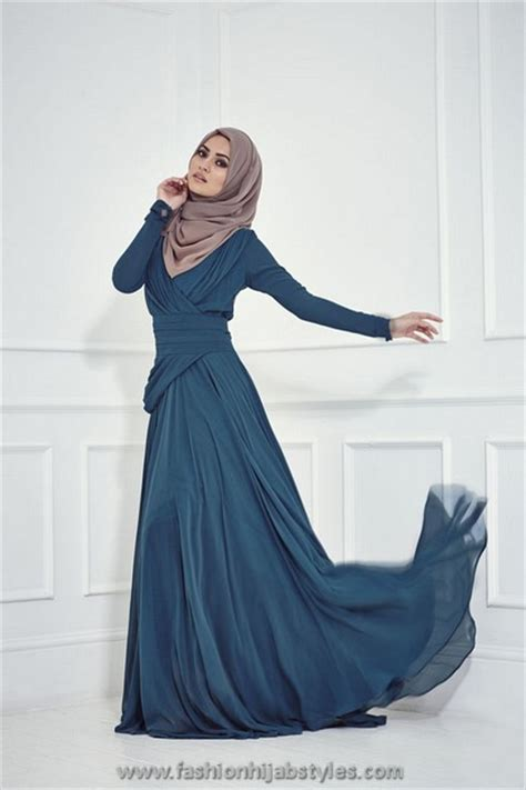 Dress Inayah 001 inayah collection 2014 and abaya styles lookbook inayah muslim dresses new modern