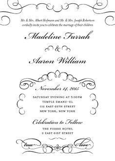 Advance Invitation Letter For Wedding Stunning Wedding Invitation Letter Theruntime