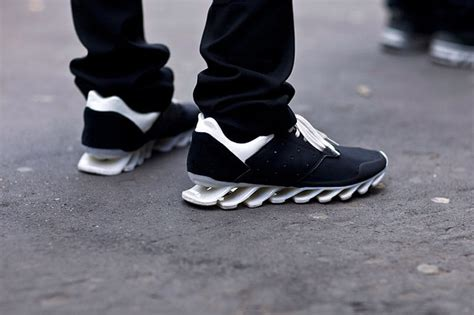 nicest sneakers 10 best sneakers for spotted at men s fashion week s s16
