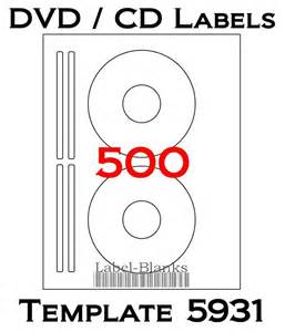 1000 cd dvd labels compatible templates 5931 8931 ebay politicsmediaget blog