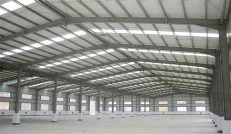 Shed Factory by Industrial Shed Manufacturers In India