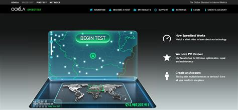 soeed test speedtest net alternatives and similar software