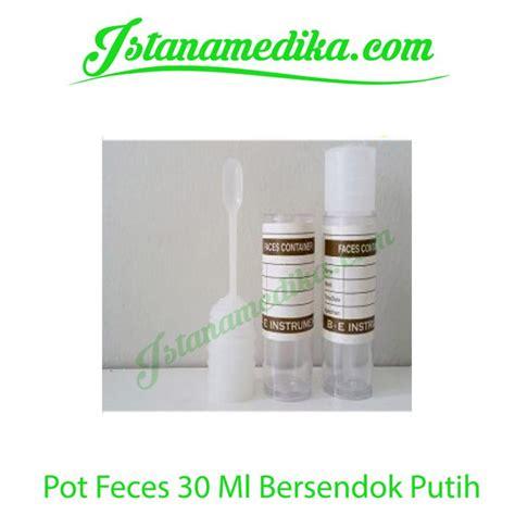 Pot 200 Cc Pot Urine 200 Cc Pot Urin 200 Cc Pot 200 Ml pot 30 ml bersendok putih istana medika