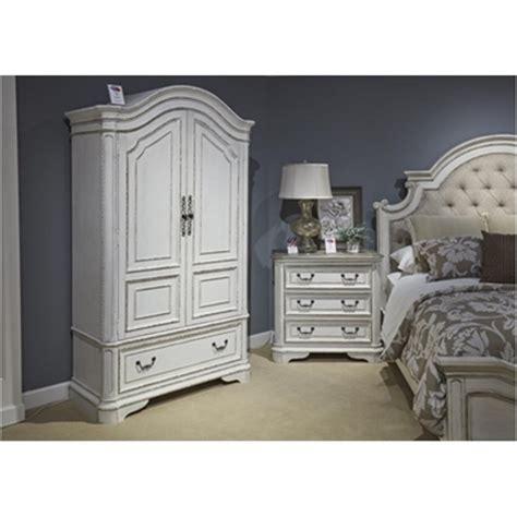 Magnolia Manor Bedroom Set by 244 Br46 Liberty Furniture Magnolia Manor Bedroom Armoire