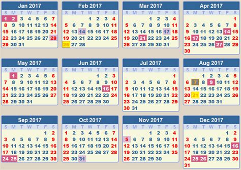 Easter 2017 Calendar Calendar 2017 School Terms And Holidays South Africa