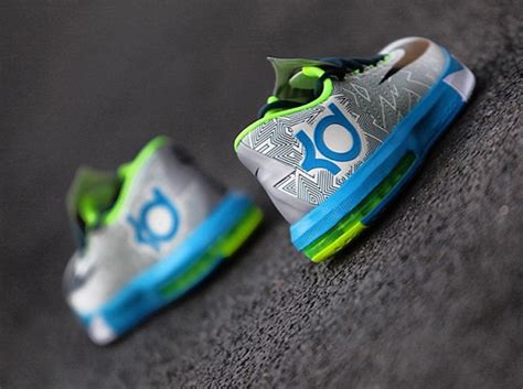 nike kd 6 quot home ii quot sneakernews