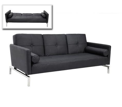 casa leather sofa dreamfurniture com divani casa 3038 modern black