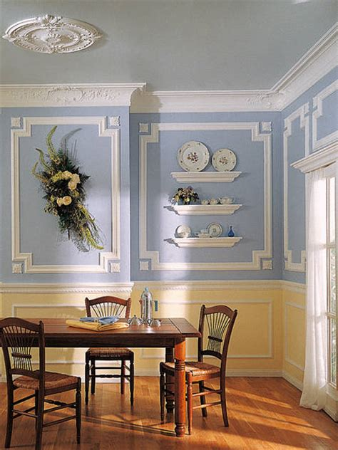 Ideas For Dining Room Walls | decorating ideas for dining room walls architecture design