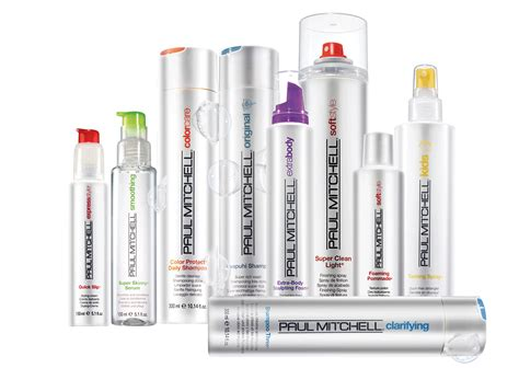 Shoo Paul Mitchell shop paul mitchell house of hair west linton