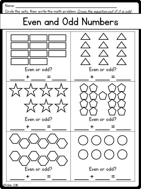 free printable math worksheets even odd second grade math printables numbers number worksheets