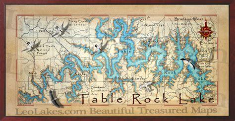 table rock lake map table rock lake map brokeasshome com