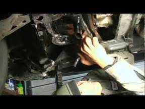 how to change transmission fluid how to install
