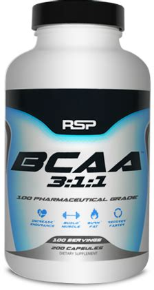Rsp Bcaa 311 200 Caps Suplemen Fitness bcaa by rsp nutrition pre workout in pakistan jacked nutrition