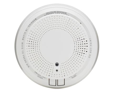 Carbon Monoxide Smoke Alarm Detector Detektor Co2 honeywell 5800combo smoke heat and co detector alarm grid