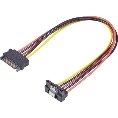 Kabel 1 X 075mm Serabut nap 225 jec 237 prodlu蠕ovac 237 kabel renkforce 1x sata z 225 str芻ka 15pol 1x sata z 225 suvka 15pol 30 cm