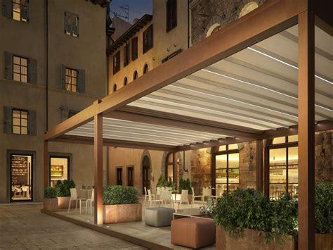tende per ristorante coperture esterne per bar ristoranti dehors e locali pubblici