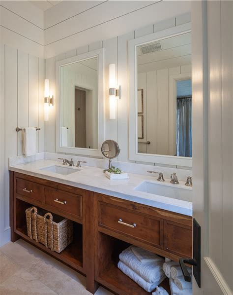 cottage style bathroom mirrors craftsman style bathroom cottage bathroom laura hay