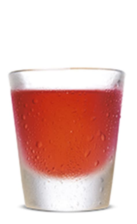 southern comfort shooter chocolate covered cherry cocktail recipe with picture