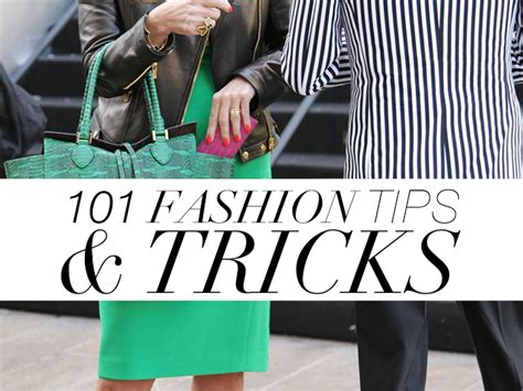 Style Tips by 101 Fashion Tips And Tricks Stylecaster