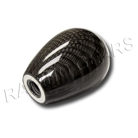 real carbon fiber manual mt type r style gear shifter