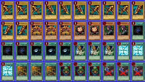 the underdog exodia deck dueling network unlimited discussion what if