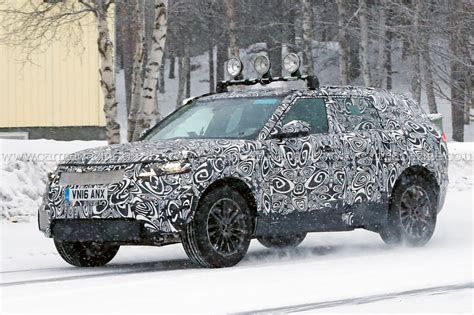 land rover new model fourth range rover model scooped latest news on land