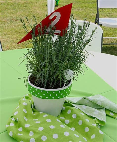 ladies golf table decorations ideas photograph fathers day