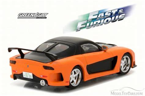 mazda rx7 orange and black 1997 han s 1997 mazda rx 7 fast and furious tokyo drift