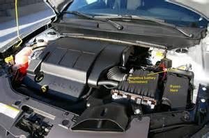 Chrysler Sebring Battery Chrysler Sebring Questions Where Is The In Cab Fuse