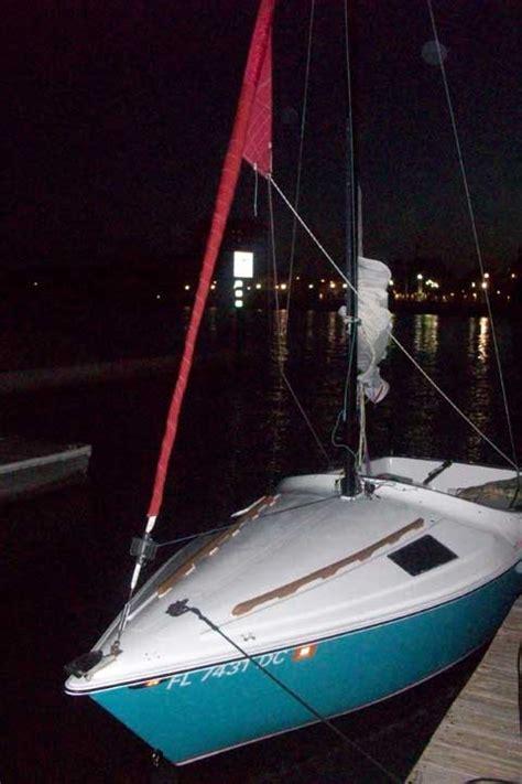 tangerine   cocoa florida sailboat  sale
