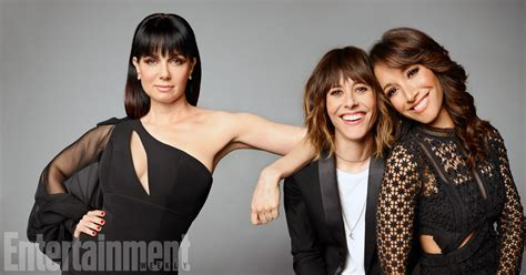 Who The L Word by L Word Reunion Cast Talks Reboot Chances Ew