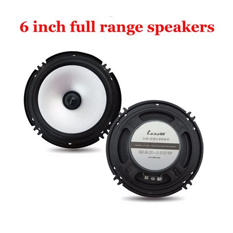 Speaker Subwoofer 5 Inch 6 5 inch car audio frequency speakers horn subwoofer range loud speakers ebay