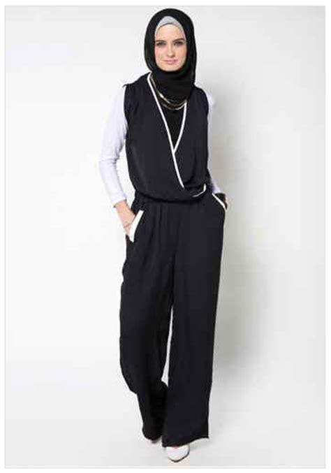Baju Wanita Molly Jumpsuit 1 contoh foto baju muslim modern terbaru 2016 koleksi baju muslim jumpsuit modern 2016 untuk wanita