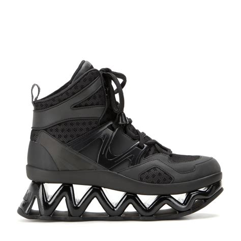Marc By Marc lyst marc by marc sneaker boots in black