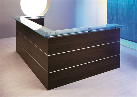 Modular Reception Desk Emel 10 Reception Desk Modular Reception Desks From Msl Interiors