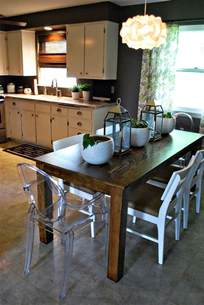 Diy Dining Room Table Ideas by How To Build A Dining Room Table 13 Diy Plans Guide