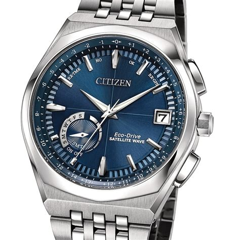 Citizen Eco Drive Satelite Wave citizen s new eco drive satellite wave world time gps