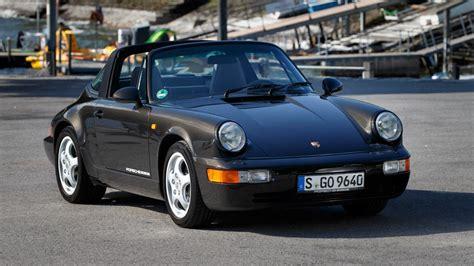 Porsche 50 Jahre by 50 Jahre Porsche 911 Targa Autorevue At