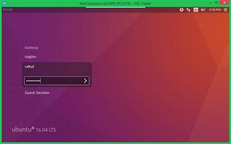 Set Up X11vnc Server Ubuntu | how to setup x11vnc server on ubuntu linuxmint tecadmin