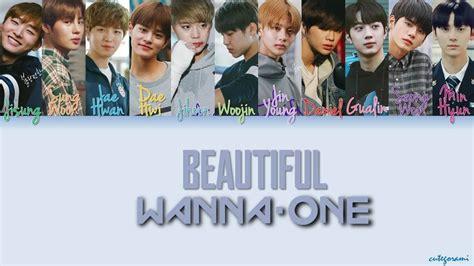 download mp3 wanna one beautiful wanna one 워너원 beautiful color coded lyrics han rom